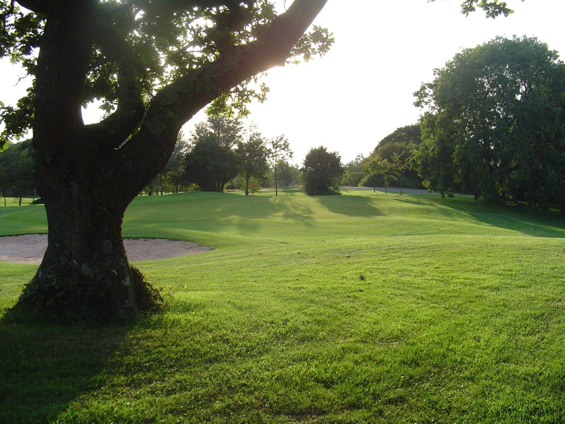 Fairwood Park 17th