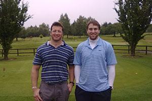 Ryan Jones & Ian Gough